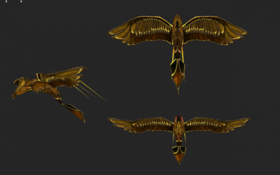 Noble Eagle Kite.