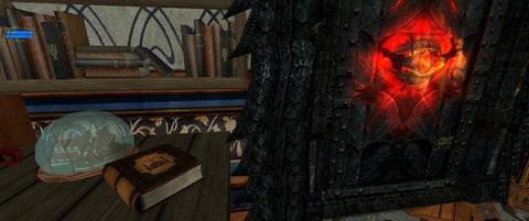 Mordor - Mordor : Coordonnées des pages de livres et autres trésors