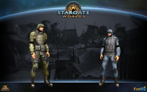 Stargate Worlds - En bêta le 15 octobre