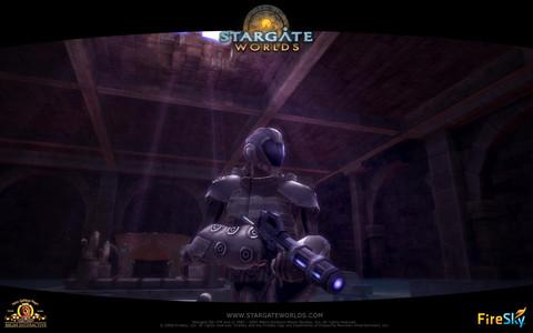 Stargate Worlds - Les ruines du site Omega en images