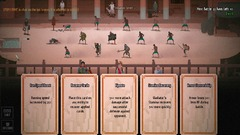 Les cartes qu'on peut donner à nos gladiateurs