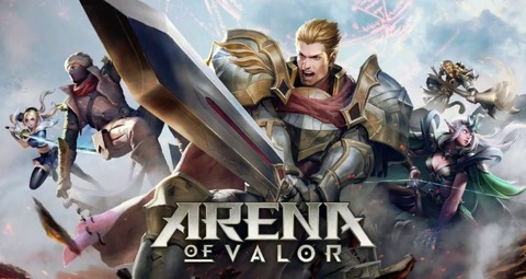 Arena of Valor - Tencent arrive sur le terrain européen du MOBA Mobile avec Arena Of Valor