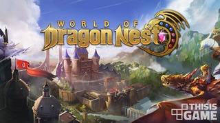 World of Dragon Nest précise son gameplay
