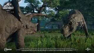 Jurassic World Evolution précise ses mécaniques de jeu