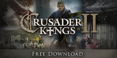 Crusader Kings II distribué gratuitement