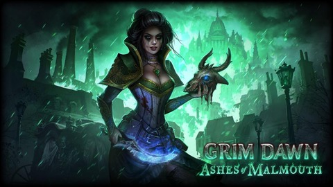 Grim Dawn - Mercredi des Cendres pour Grim Dawn