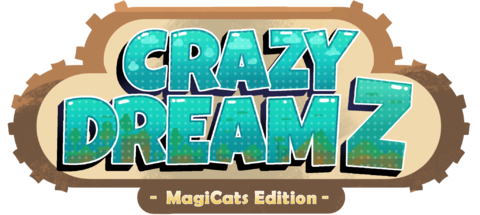 Crazy DreamZ : Magicats Edition - Crazy DreamZ Magicats Edition