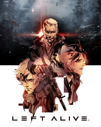Left Alive, un nouveau shoot signé Square Enix