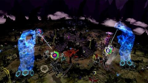 Dark Eclipse - Le MOBA/RTS en réalité virtuelle Dark Eclipse s'annonce en version occidentale