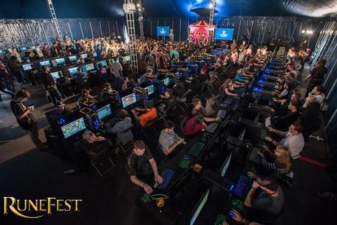 Runefest 2017 - Un Runefest 2017 sous le signe du mobile