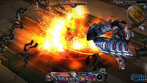 Wild Buster: Heroes of Titan - Wild Buster se lance en alpha... tout en levant des fonds sur IndieGoGo