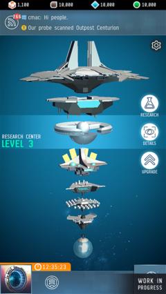 """CCP annonce """"Project Aurora"""", une expérience EVE sur mobile"""