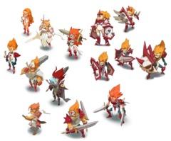 DOFUS Cube : Animations de personnages