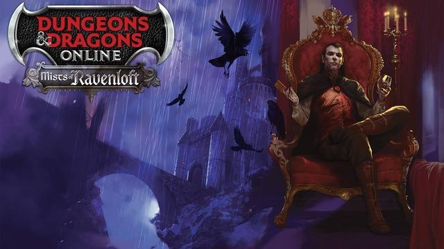 Image conceptuelle de l'extension Mists of Ravenloft