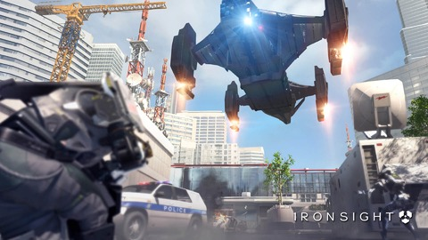 Ironsight - Le shooter Ironsight s'annonce en bêta ouverte