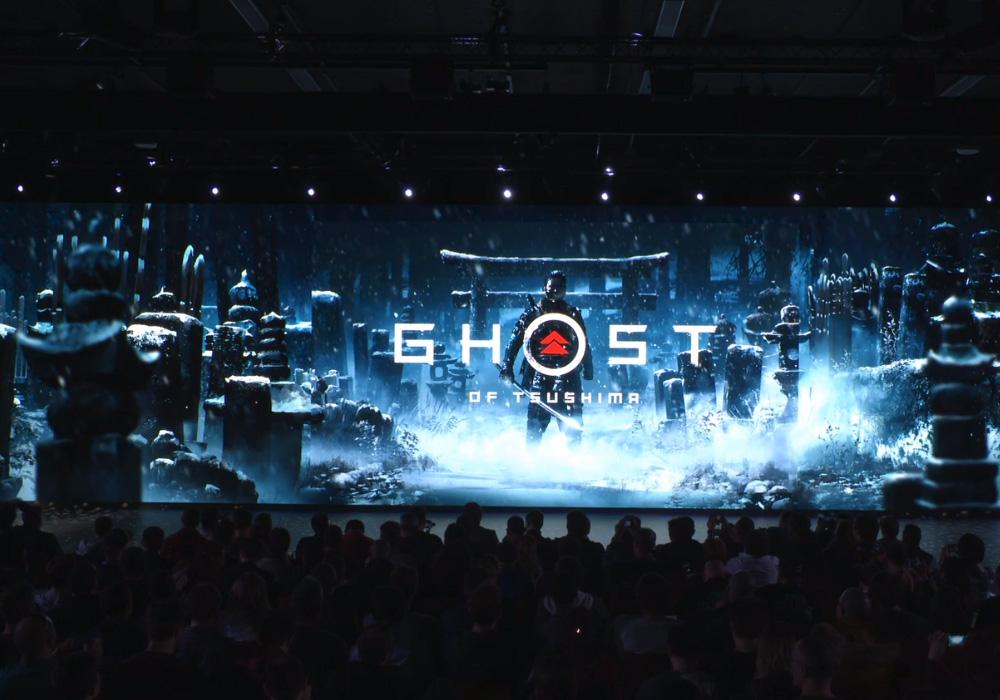 Sucker Punch révèle son nouveau jeu, Ghost of Tsushima