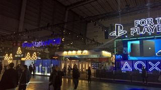 PGW2017 - Stand Playstation (1)