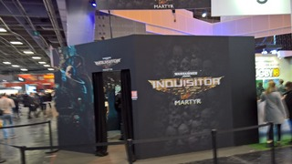 PGW2017 - Stand Nacon - W40K: Inquisitor - Martyr