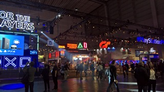 PGW2017 - Stand Playstation (2)