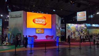 PGW2017 - Stand Bandai Namco