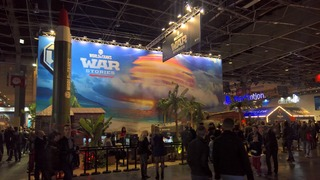 PGW2017 - Stand World of Tanks