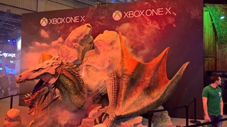 PGW2017 - Stand XBox - Drake, Shadow of War