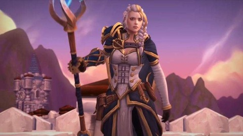 World of Warcraft: Battle for Azeroth - BlizzCon 2017 - Les « fronts de guerres » de Battle for Azeroth, ou quand WOW s'inspire de Warcraft