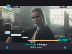 LetsSing2018HitsFranaisetInternationaux Screens Wii Chansonsinternationaux LetsSing2018 INT Rockabye WII 1P