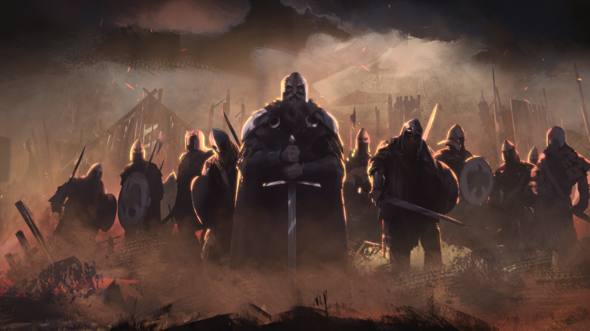 Total War Saga Thrones of Britannia annoncé sur PC Windows