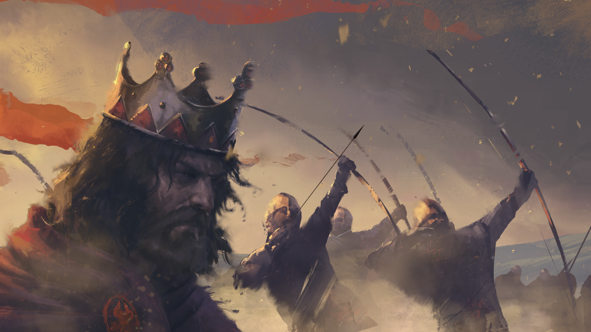 Total War Saga : Thrones of Britannia est dévoilé en…