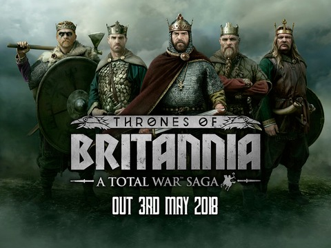 A Total War Saga : Thrones of Britannia - Test d'A Total War Saga : Thrones of Britannia