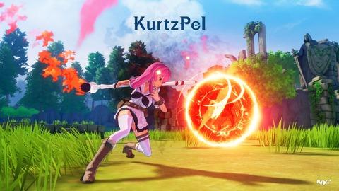 KurtzPel - G-Star 2017 - KurtzPel: Bringer of Chaos esquisse son gameplay