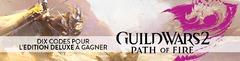 Concours : dix exemplaires de l'édition Deluxe de Guild Wars 2: Path of Fire à gagner