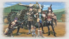 Valkyria Chronicles 4 sur PlayStation 4, Xbox One et Switch en 2018