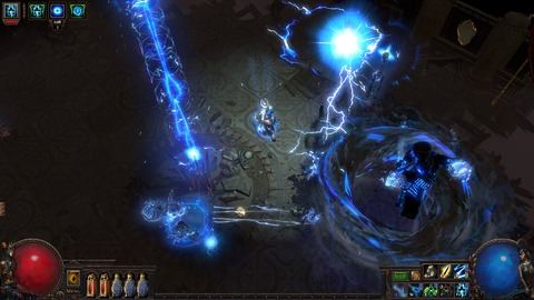 Path of Exile: War For The Atlas - The War For The Atlas pour renouveler le contenu de haut niveau de Path of Exile