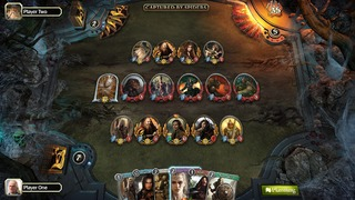 Asmodee et Fantasy Flight Interactive annoncent The Lord of the Rings Living Card Game
