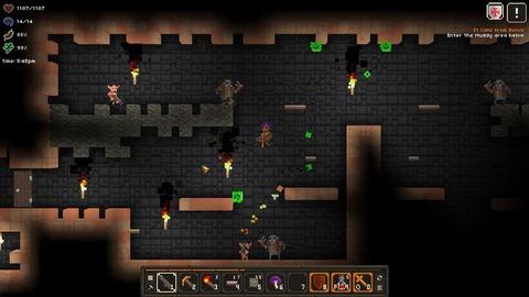 It Lurks Below - David Brevik (Diablo) dévoile son prochain RPG d'action, It Lurks Below