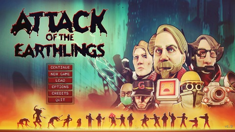 Attack of the Earthlings - Test : Attack of the Earthlings