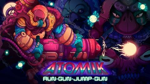 RunGunJumpGun - Test - Le virvoltant ATOMIK: RunGunJumpGun (Nintendo Switch)
