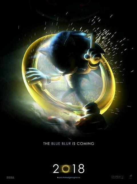 Sonic the Hedgehog - Le film Sonic the Hedgehog sortira dans les salles américaines le 15 novembre 2019
