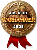 JOL d'Or du MMORPG 2008