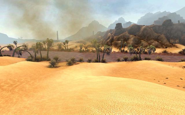 Terre des Morts : la rivière Mortis