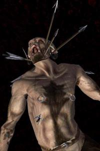 Image de la semaine : Archer squelette