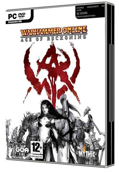 Boîte de pré-commande de l'Edition Standard de WAR