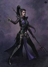 Dark Elf Beastmaster