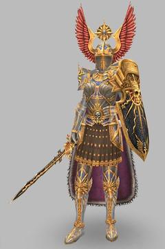 Chevalier du Soleil Flamboyant