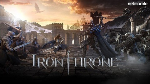 Iron Throne - Netmarble prépare le lancement de son MMORTS Iron Throne