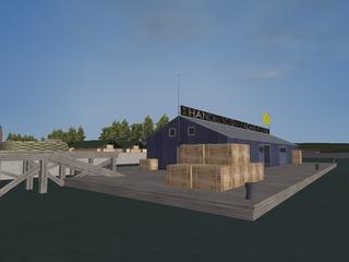 nouveau dock