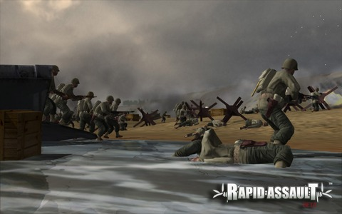 World War II Online - RAPID ASSAULT en free Beta