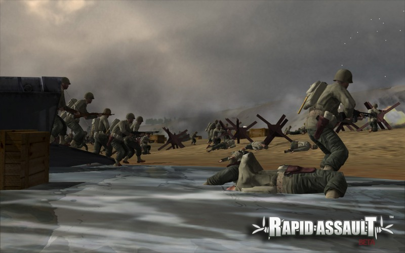 RAPID ASSAULT en free Beta